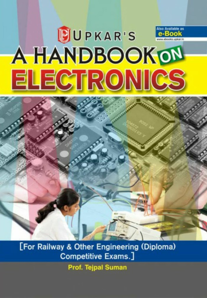 Upkar's A Handbook on Electronics e-Book PDF Download