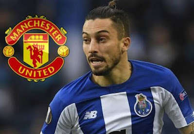 Breaking - Man United Reaches Agreement With Porto To Sign Alex Telles