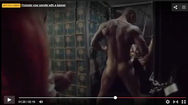 observado sexo en el sauna