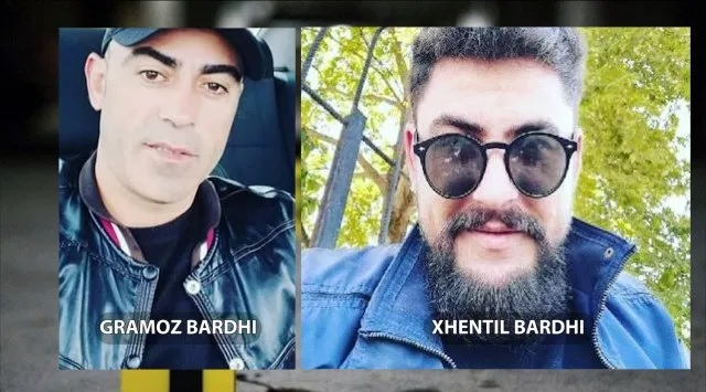 Two brothers been killed yesterday in Kruja by a former prisonier