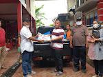 Puluhan Ton Beras Dari Nanang Ermanto Untuk Anak Yatim Piatu