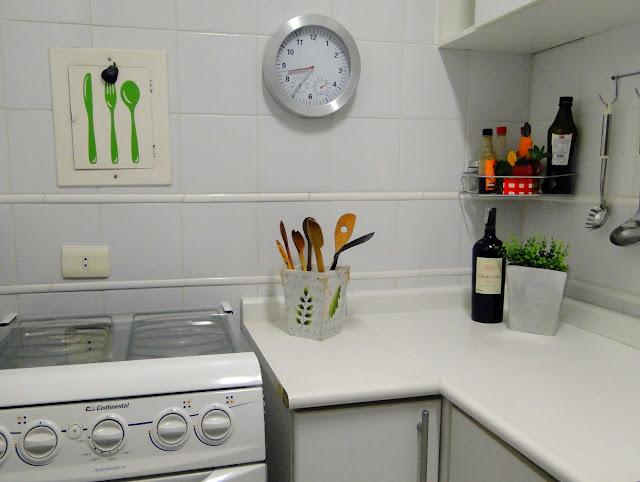 decoracao de sala e cozinha juntas simples: da minha cozinha! (Veja como ficou a cozinha depois da reforma aqui