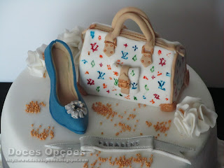 cake Louis Vuitton