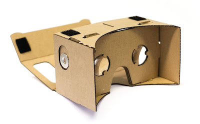 Google Cardboard - Quick first impressions