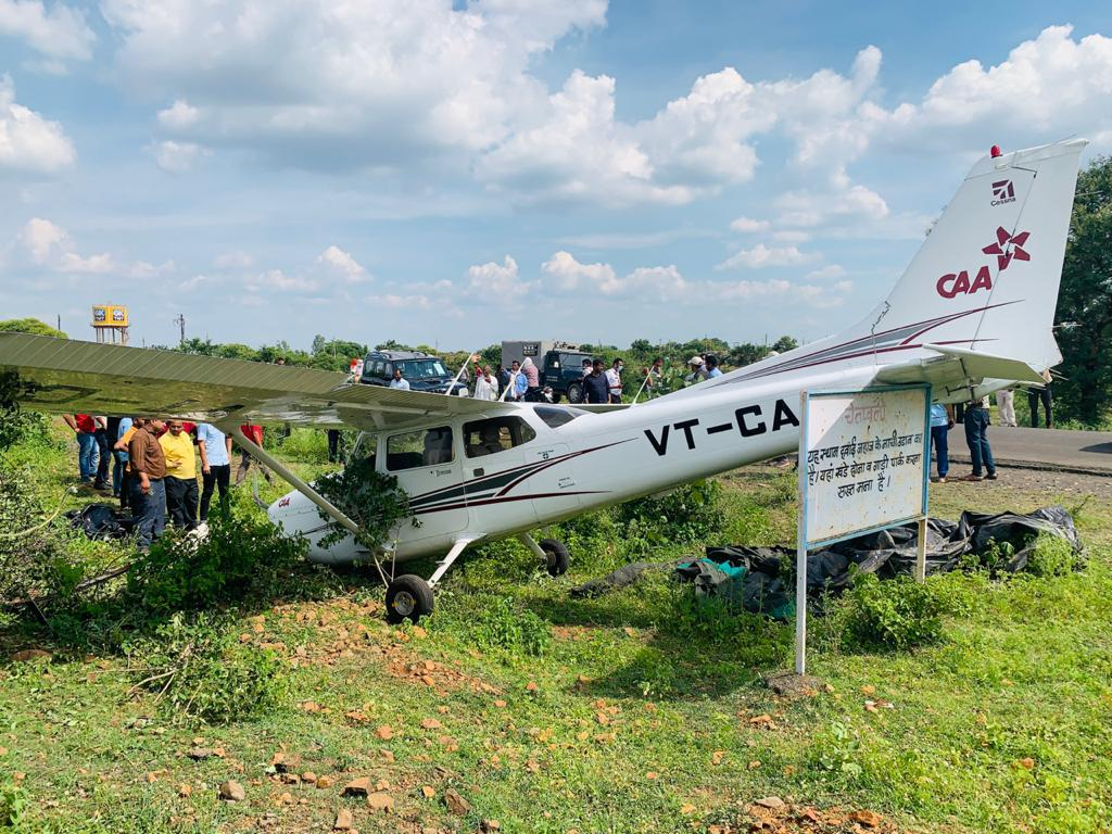 Chimes Aviation Academy Cessna 172R aircraft incident