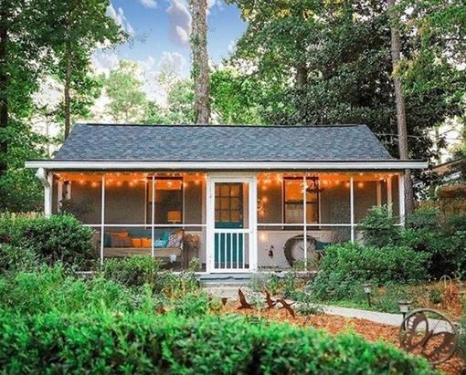 Decatur Alpaca Cottage