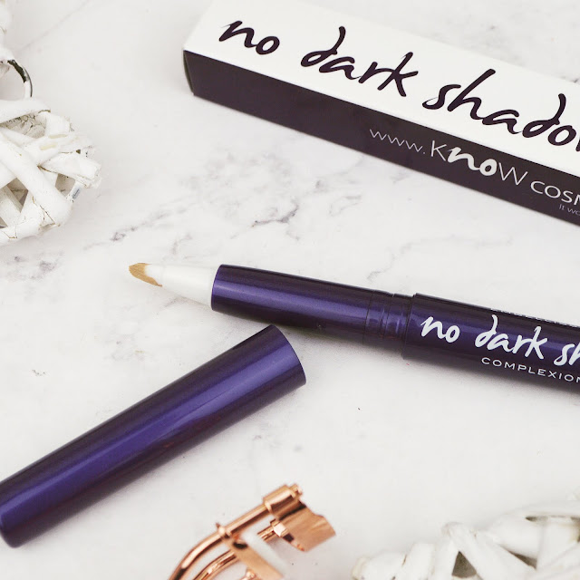 Lovelaughslipstick Blog - KNOW Cosmetics No More Think Lips and No Dark Shadows Makeup Beauty Review