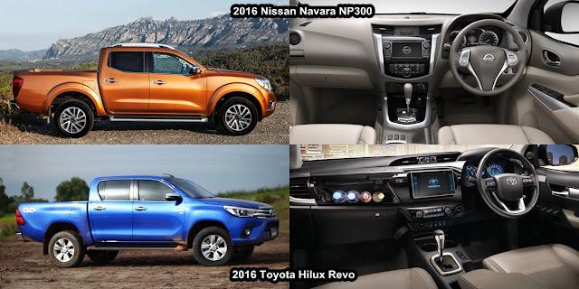Nội thất Hilux hiện đại và có phần nhỉnh hơn Nissan Navara