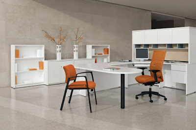 How To Create An Awesome Executive Office Interior by OfficeFurnitureDeals.com