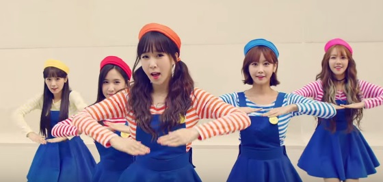 8c2c9b5ea5a2 Crayon Pop Dancing All Night in new MV