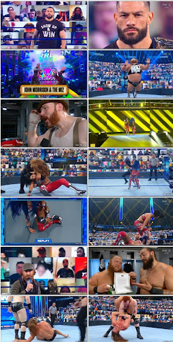 WWE Friday Night SmackDown 4th Sept 2020 480p 720p || 7starHD