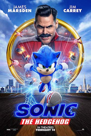 Sonic The Hedgehog 2020 480p 300MB WEB-DL