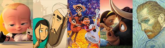 Melhor Longa em Animação - Oscar 2018