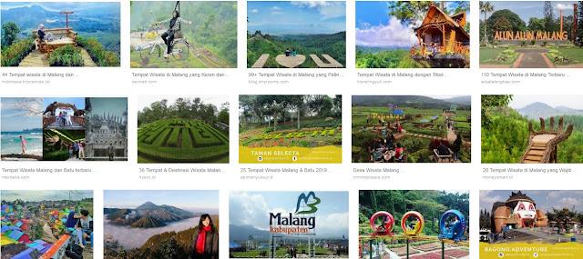 5 Tempat Wisata di Malang terbaik