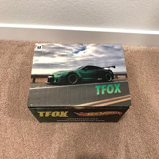 Julian's Hot Wheels Blog: 2018 Hot Wheels Fox Box - TFox
