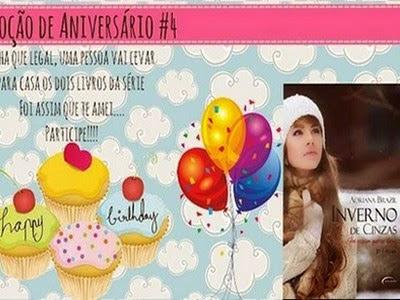 Promoção de Aniversário #4