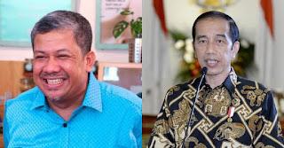 Fahri Hamzah Sampaikan 3 Saran untuk Jokowi: Soal Staf Khusus Milenial, Singgung Wapres Maruf, hingga Persoalan 'Dapur'