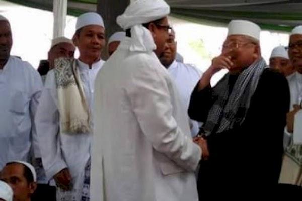 MPR Dukung Pertemuan HRS Dan Ma'ruf Amin, Semoga Husnul Khatimah Dengan Islah & Ukhuwah