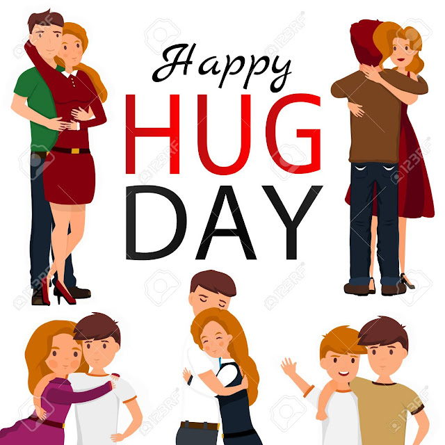 hug day husband