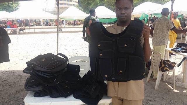Aba Made Bullet Proof Vest
