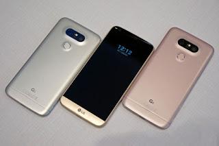 phiên bản LG G5 Hàn cũ hay Mỹ cũ tốt hơn