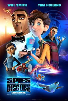 Điệp Viên Ẩn Danh - Spies in Disguise (2019)