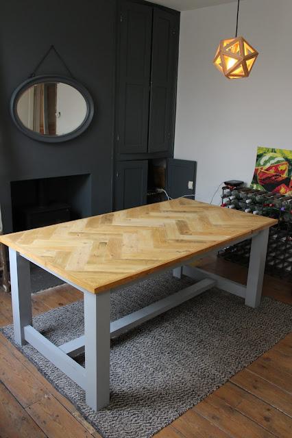 DIY Dining Table Full Plans