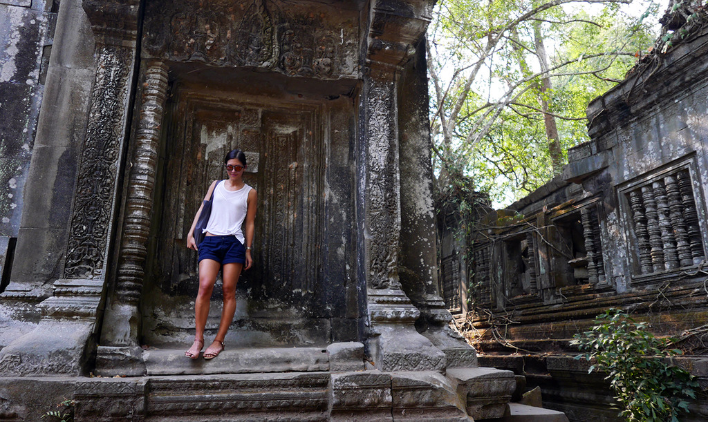 Euriental - Beng Mealea temple, Siem Reap, Cambodia