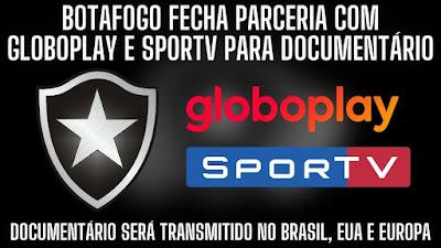 Série sobre Botafogo estreia em dezembro na Globoplay
