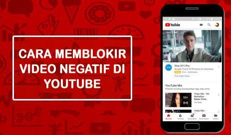 Cara Blokir Konten Dewasa Di Youtube Dengan Mudah Mediasiana Com Media Pembelajaran Masakini