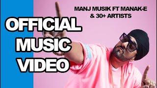 Social Disdancing  lyrics - Manj Musik | Manak-E