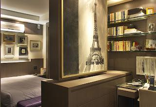 decoração com Torre Eiffel