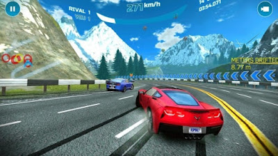 Asphalt Nitro Mod Apk Terbaru (Unlimited Money)