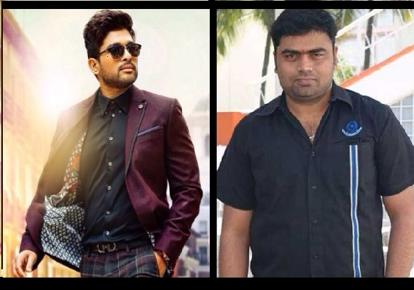 Allu Arjun - Vamshi Paidipally New Project This Year