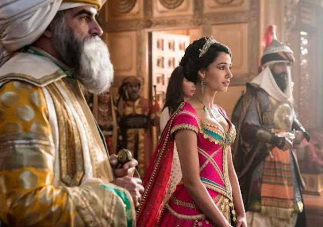 'Aladdin' Heads for Magical $100 Million Opening in North America T2update.com