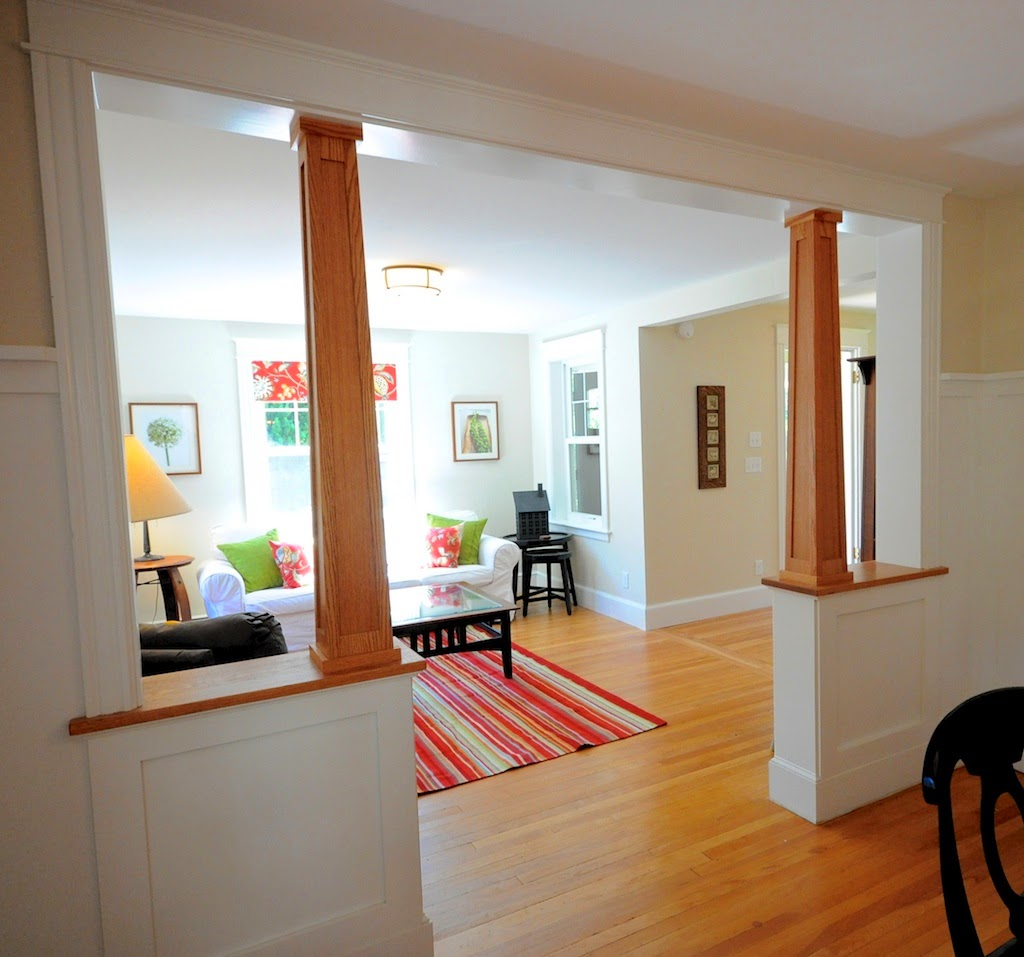 Bungalow Living Room: SoPo Cottage: An Eyesore No More