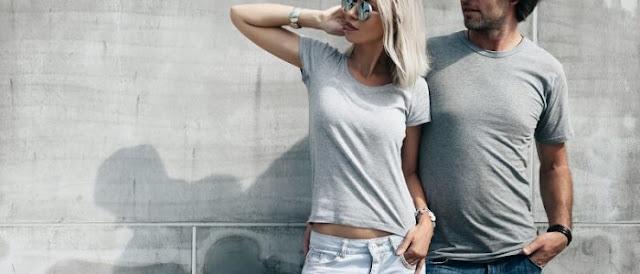 4 Tips Memilih Kaos Polos Berkualitas Baik