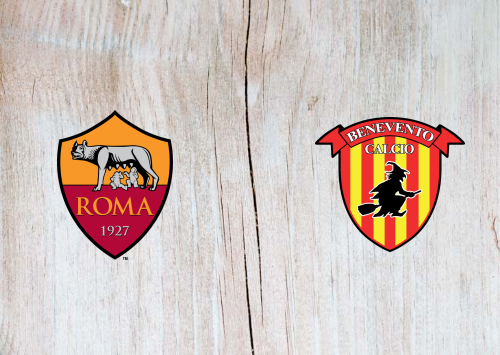 Roma vs Benevento -Highlights 18 October 2020