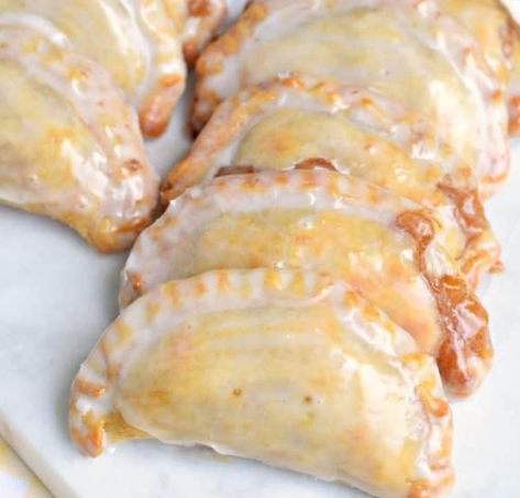 Peach Hand Pies Recipe #peach #desserts #cakes #easy #familycake