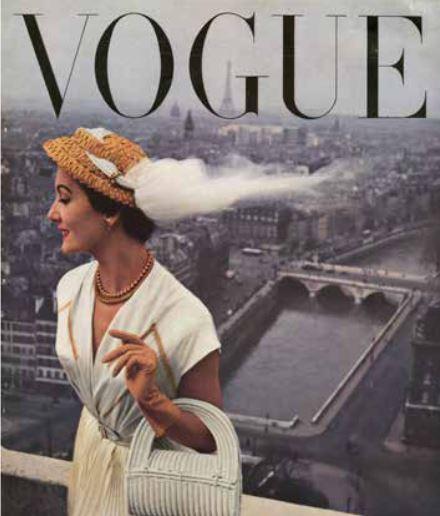 Robert Doisneau (1912-1994) Vogue Paris juin 1951