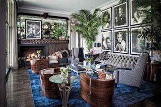 نمط آرت ديكو Art Deco للتصميم الداخلي (الفن الزخرفي الفرنسي)