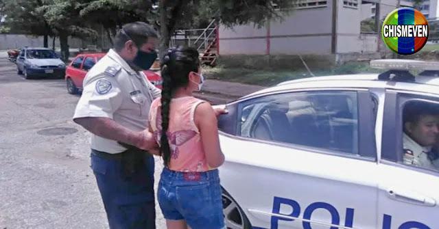 Detenida en Ocumare por darle jugo con veneno a sus hijos