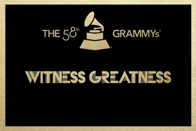 Gwiazdy Disneya na 58. gali nagród Grammy