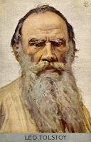 Leo Tolstoy (1868 - 1910)