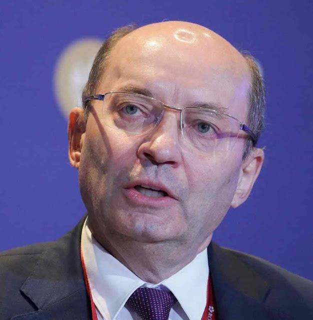 Subchefe geral da RZD, Aleksandr Sergeevich Misharin fez promessas aliciantes à Argentina.