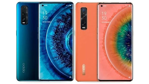 Smartphone Premium Oppo Find X2 Pro