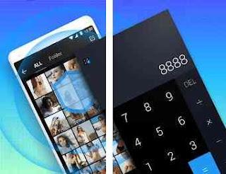 Aplikasi Kalkulator Rahasia