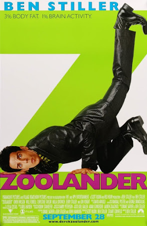 Poster Of Free Download Zoolander 2001 300MB Full Movie Hindi Dubbed 720P Bluray HD HEVC Small Size Pc Movie Only At worldfree4u.com