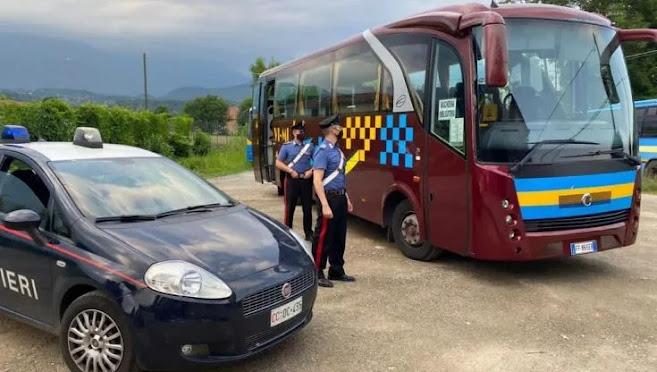 Identificati e denunciati i sei giovani che avevano picchiato autista di bus
