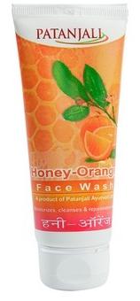Patanjali Orange Honey Face Wash (Patanjali products)